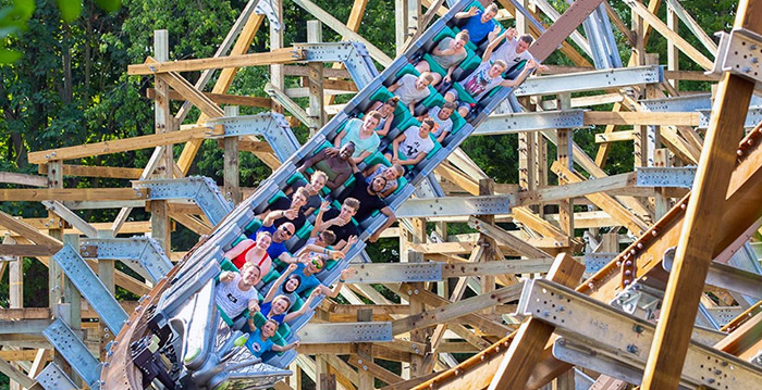 Wordt Walibi Holland een familiepark? Marketingdirecteur vertelt over nieuwe strategie