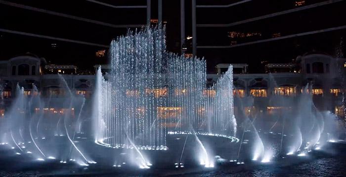 Bellagio O Show >> Efteling-fonteinenspektakel Aquanura niet meer derde ...