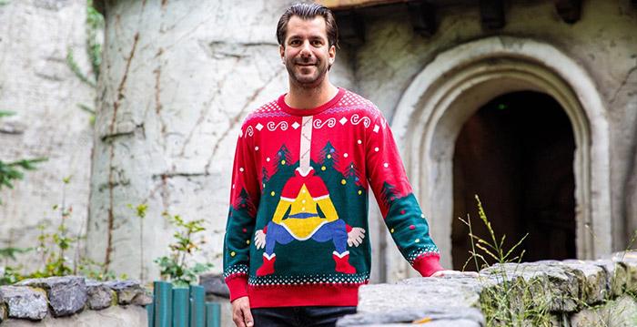Foute kersttruien in Efteling stijl: 'Wees er snel bij
