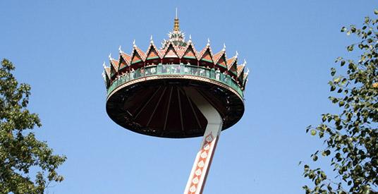 pagode blijft zorgenkindje efteling uitkijktoren wederom