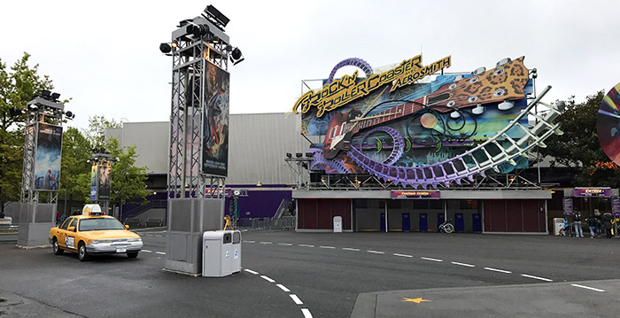 Fans Disneyland Paris teleurgesteld over verdwijnen Rock 'n' Roller Coaster