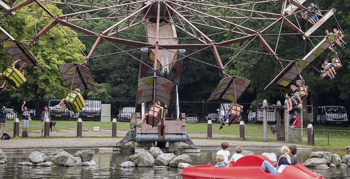 Nederlands Pretpark Gaat Definitief Dicht Looopings