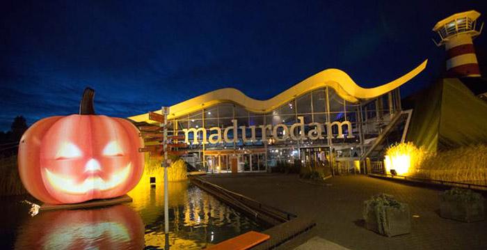 Waar Wordt Halloween Gevierd.Ook Madurodam Viert Halloween Looopings Nl