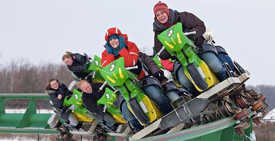 Toverland Opent Meer Attracties In De Winter Efteling Laat Zien