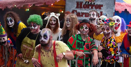 Halloween Pretparken Nederland.Keukenhof Mengt Zich In Strijd Om Halloween Fans Looopings Nl