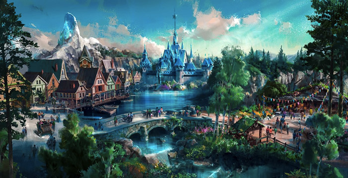 Disneyland paris nu enige disney resort ter wereld zonder uitbreidingsplannen looopings - Een hellend land ontwikkelen ...