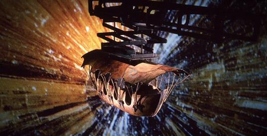 Dit was de voorloper van droomvlucht in de efteling looopings - Heftafel vliegen ...
